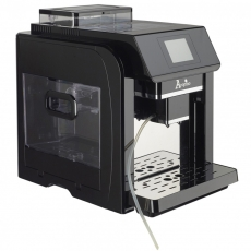 Acopino Monza One-Touch Kaffeevollautomat, schwarz