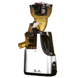 Slowjuicer Acopino Delicato, silber