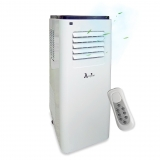 Mobile Klimaanlage ACOK03, inkl. Fensterkit und Abluftschlauch, B-Ware