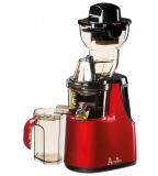 Slowjuicer, Entsafter Acopino Delicato, rot mit 250Watt, B-Ware*
