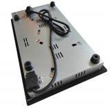 Acopino Glaskeramik Kochfeld autark Einbaukochfeld KM2 mit Sensor Touch Control, zwei Kochzonen