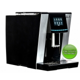 Acopino Vittoria Limited Edition One Touch Kaffeevollautomat, Farb-Touch-Display, inkl. Thermo Milchbehälter