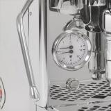 Acopino Messina Siebträger Espressomaschine inkl. original italienischer Espressotassen 2er Set