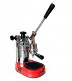 La Pavoni Professional PRO Handhebelmaschine, rot