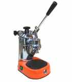 La Pavoni Professional PAR Handhebelmaschine, orange