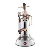 La Pavoni Expo 2015 Handhebel Espressomaschine