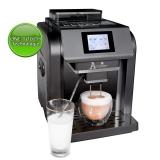 One-Touch Kaffeevollautomat, Espressomaschine Acopino Monza, anthrazit